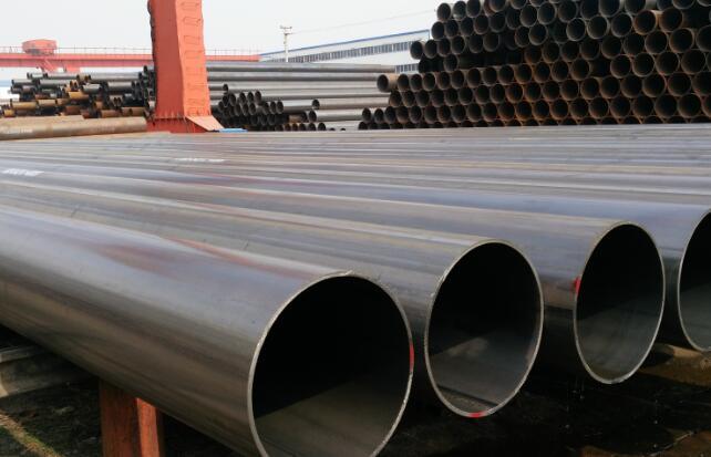 LSAW钢管在钢结构设计中的优势
