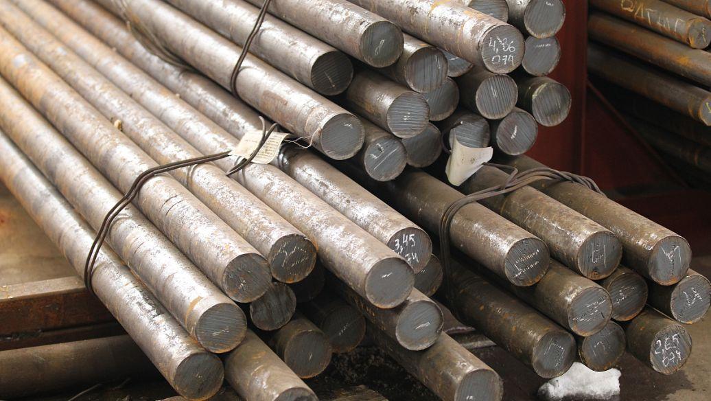 由于需求担忧超过减产 中国钢铁期货下跌