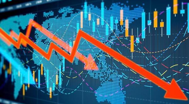 铁矿石崩盘导致股市疲软