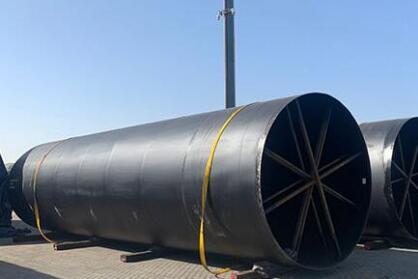 钢管埋弧焊工艺适用于机车制造、重型建筑和挖掘等重工业应用的要求