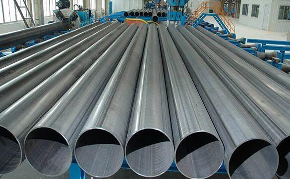 焊接钢管的生产和要求