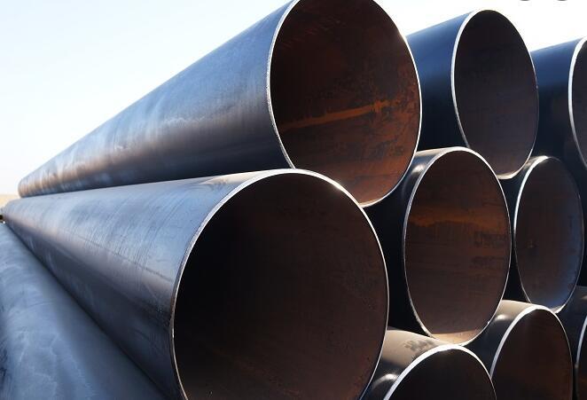 大口径钢管内切的原因及维修