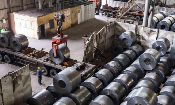 美国8月钢卷进口同比增长