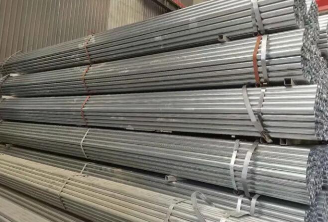 帮助制造镀锌钢管的步骤