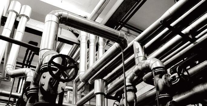 制造不锈钢管和管材的过程