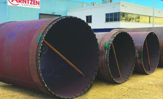 伊利诺伊州钢管轧机搬厂和总部迁至沃尔沃思县
