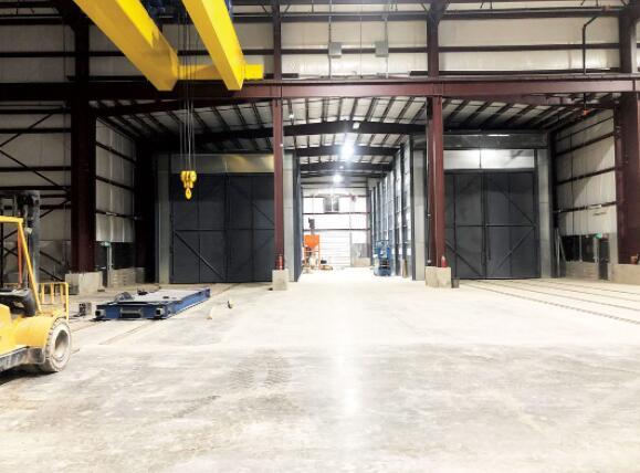 西北管道公司已经完成扩建工程