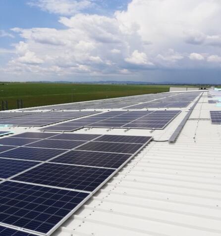 E.ON能源罗马尼亚为Wetterbest建造221 kWp光伏电站