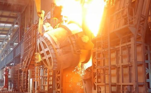 钢铁行业拟向节能减碳迈进