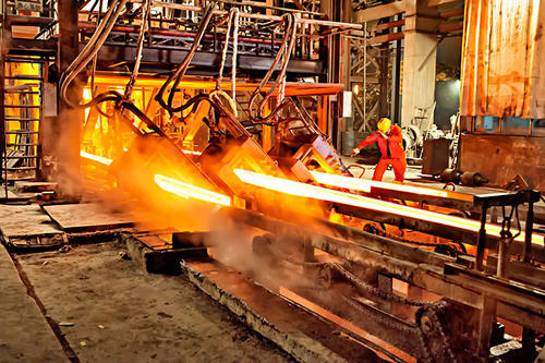JSW Steel在第二季度粗钢产量同比增长29%后上涨