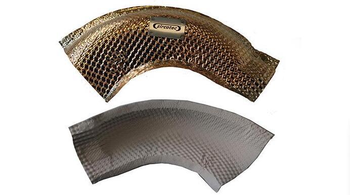 新的隔热技术 在更轻的包装优于传统产品