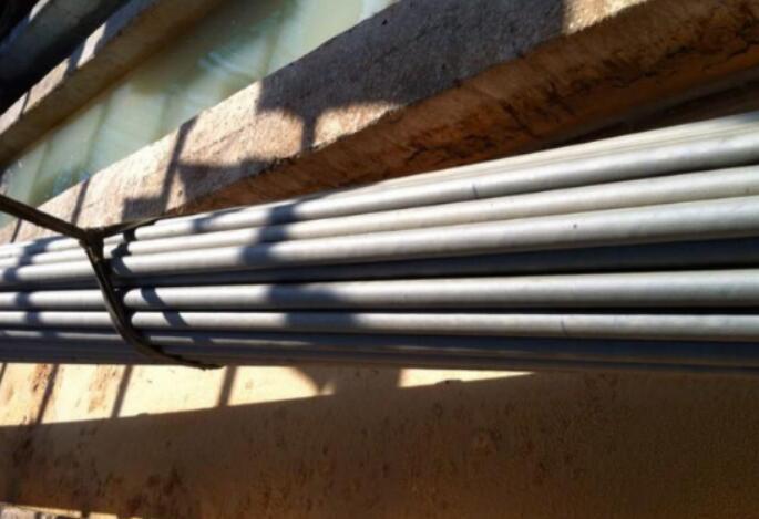 无缝钢管酸洗钝化的效果及步骤