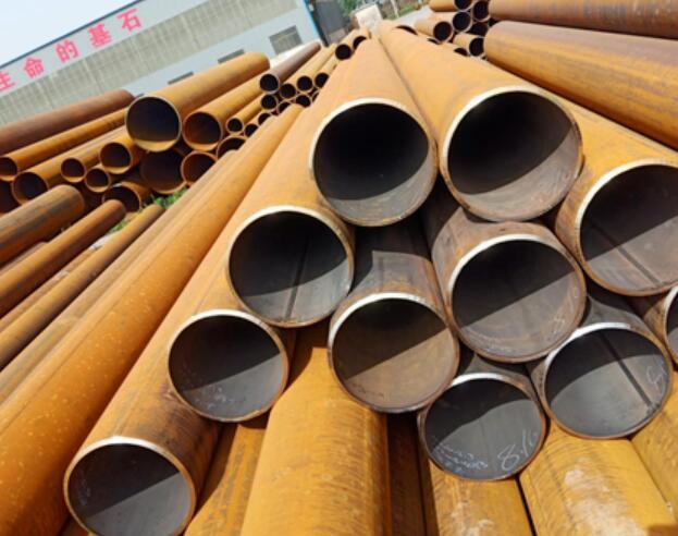 LSAW钢管的成型工艺