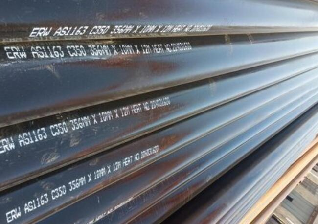 ERW钢管焊缝特点