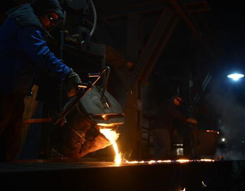 10月14日中国铁矿石价格指数上涨