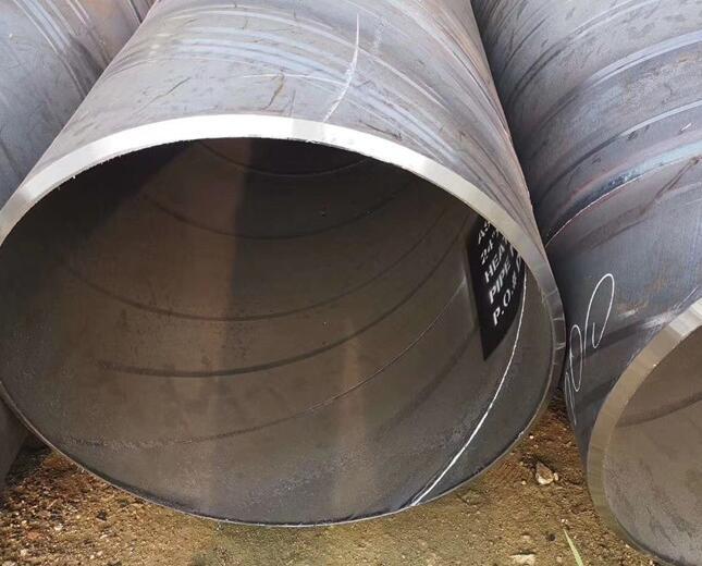 SSAW钢管质量检验方法