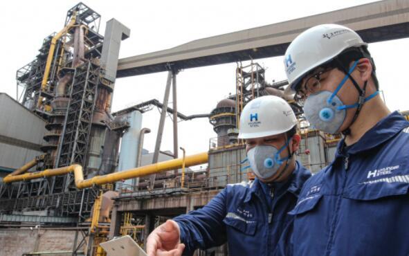 现代制铁决定将三星电子回收的废渣用于炼钢