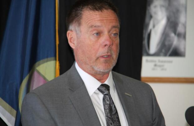 Algoma Steel总裁就改变钢铁行业向Sault Chamber发表讲话